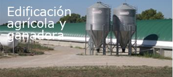 Edificación agrícola y ganadera